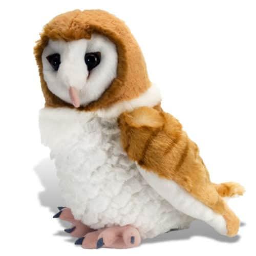 Barn Owl Stuffed Animal Plush Toy