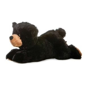 Black Bear Stuffed Animal Plush Toy