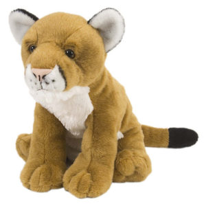 Cougar Stuffed Animal Plush Toy Large