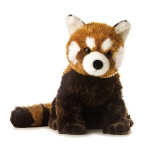 Red Panda Stuffed Animal Plush Toy Large