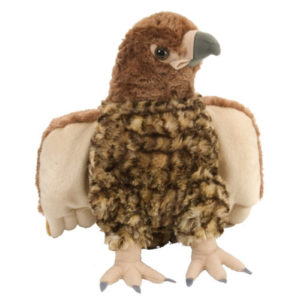 Red tailed Hawk Stuffed Animal Plush Toy