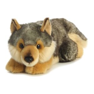 Wolf Stuffed Animal Plush Toy