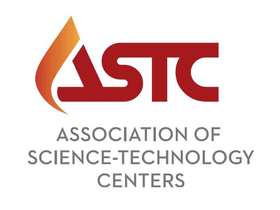 The Association of Science-Technology Centers logo