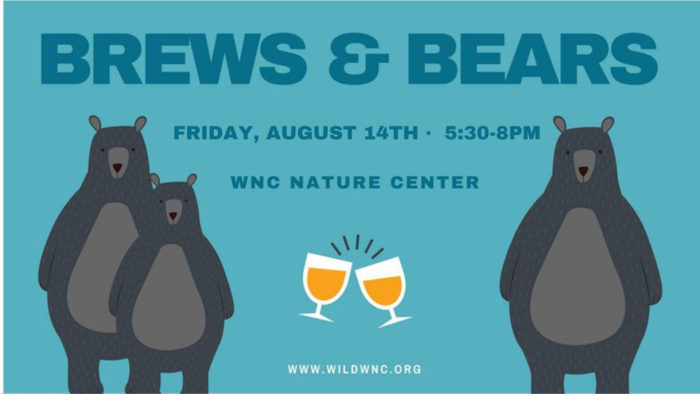 Brews and Bears on August 14